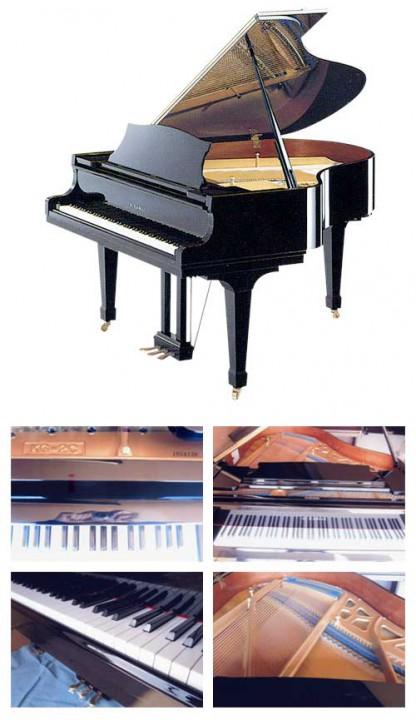 カワイグランドピアノ KG2C #1054128