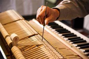 ピアノの調律のイメージ