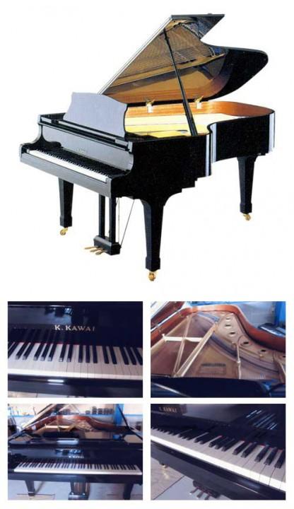 カワイグランドピアノ KG6C